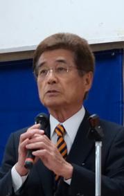 岩橋支部長の写真